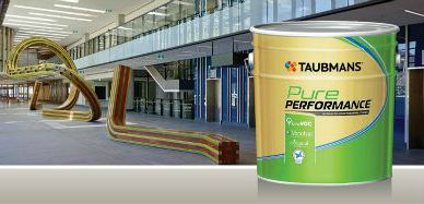 Taubmans Pure Performance