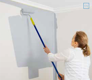 How to paint a bathroom taubmans - How to prepare bathroom walls for painting ...