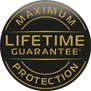 Sunproof Lifetime Guarantee