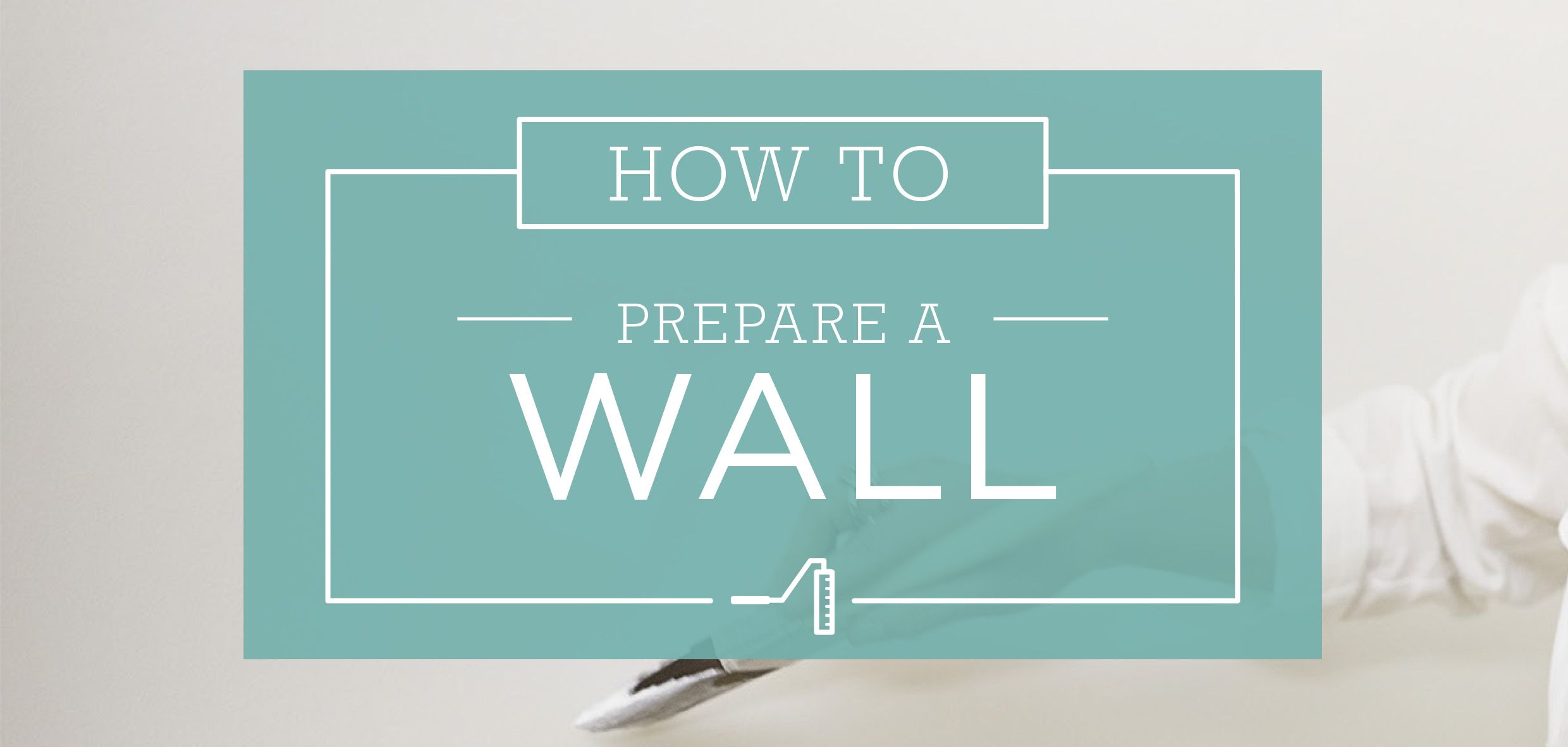 How to guides how to prepare a wall geenschuldenfo Choice Image